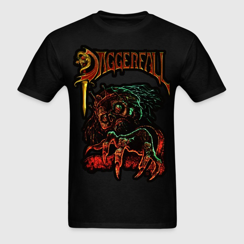 Daggerfall - Men's T-Shirt