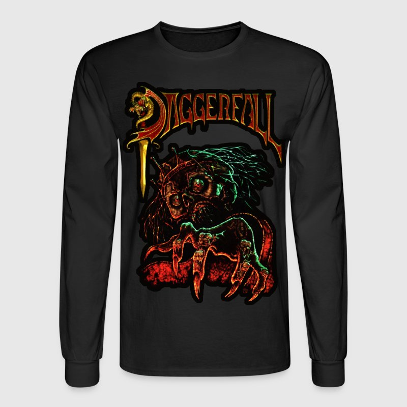 Daggerfall - Men's Long Sleeve T-Shirt