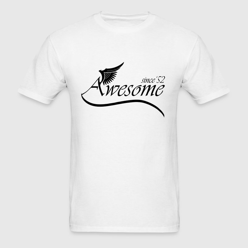awesome 1952 T-Shirts - Men's T-Shirt