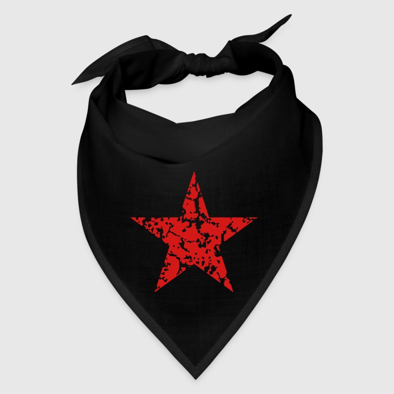 Red Star Vintage Caps - Bandana