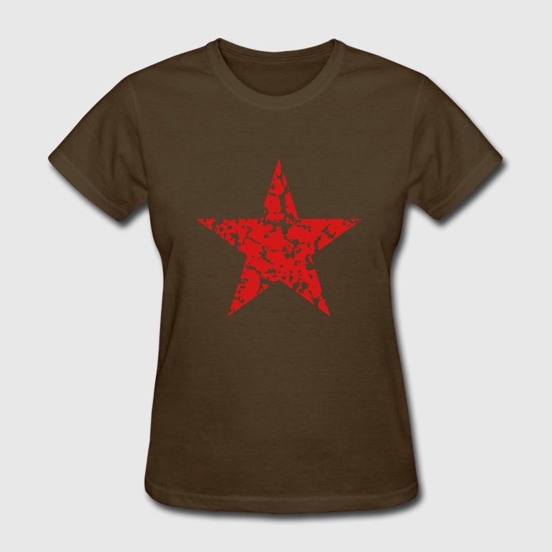 Red Star Vintage Women's T-Shirts - Women's T-Shirt