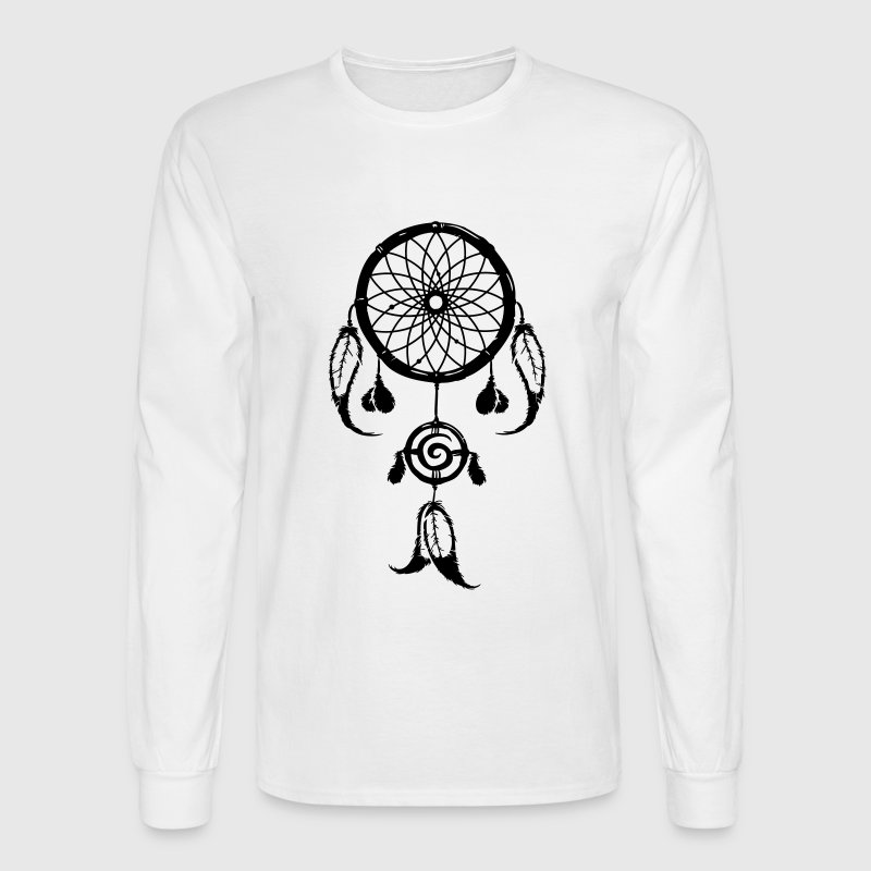 dreamcatcher Long Sleeve Shirts - Men's Long Sleeve T-Shirt