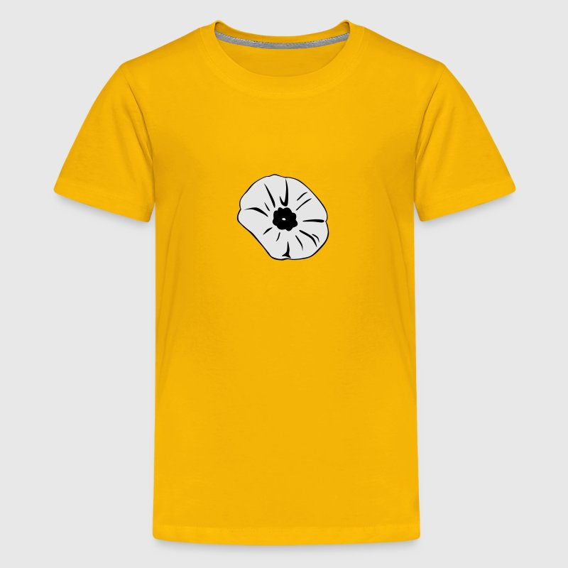 Poppy (Remembrance Day) - Kids' Premium T-Shirt