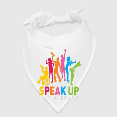 speak up Mugs & Drinkware - Bandana