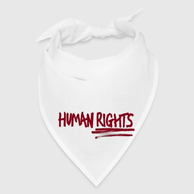 human rights Mugs & Drinkware - Bandana
