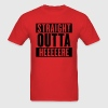 Straight Outta Here T-Shirts - Men's T-Shirt