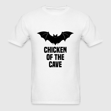 Bat Chicken Of The Cave Tanks - Men's T-Shirt