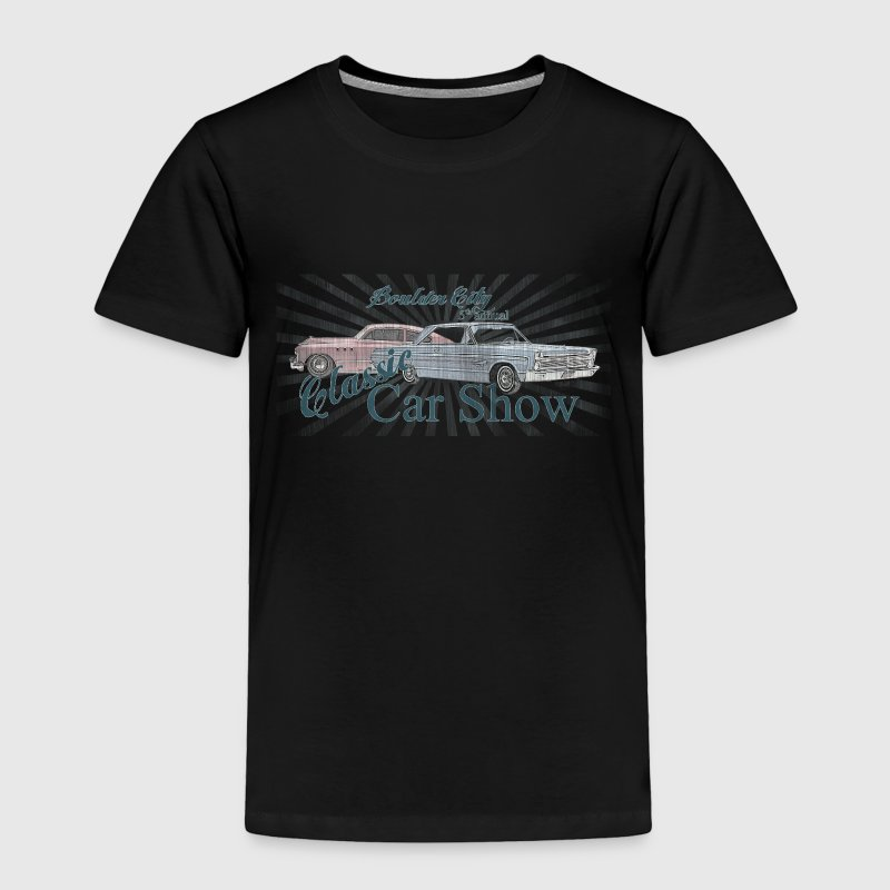 classic car show Baby & Toddler Shirts - Toddler Premium T-Shirt
