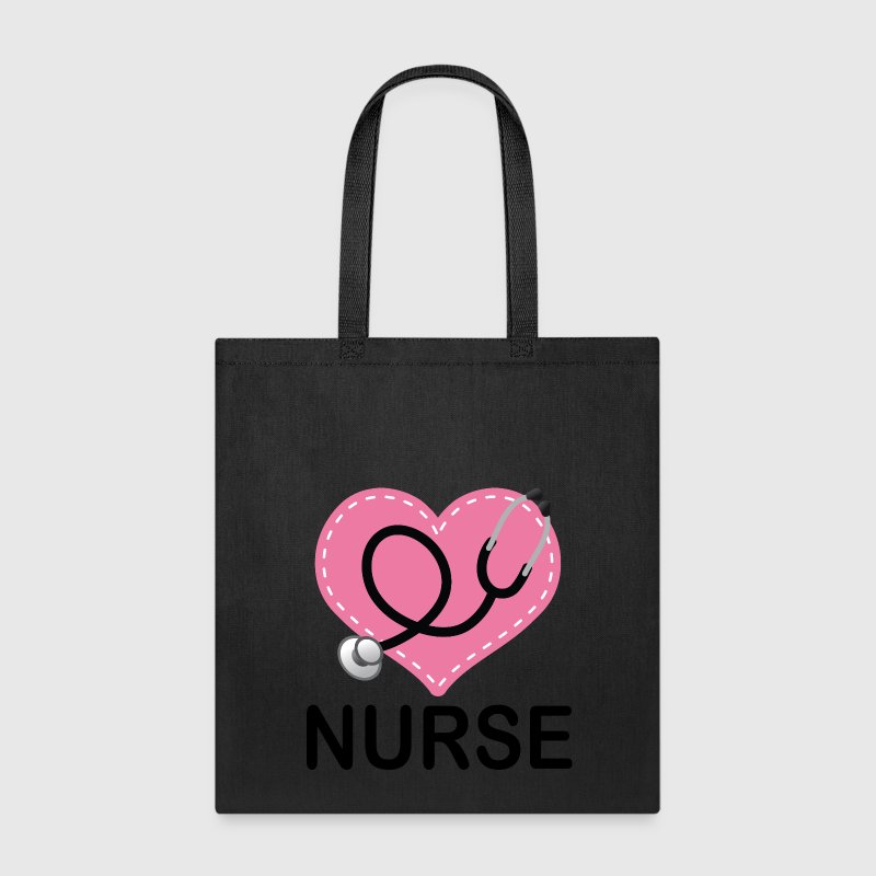 Nurse Stethoscope Gift Bags & backpacks - Tote Bag