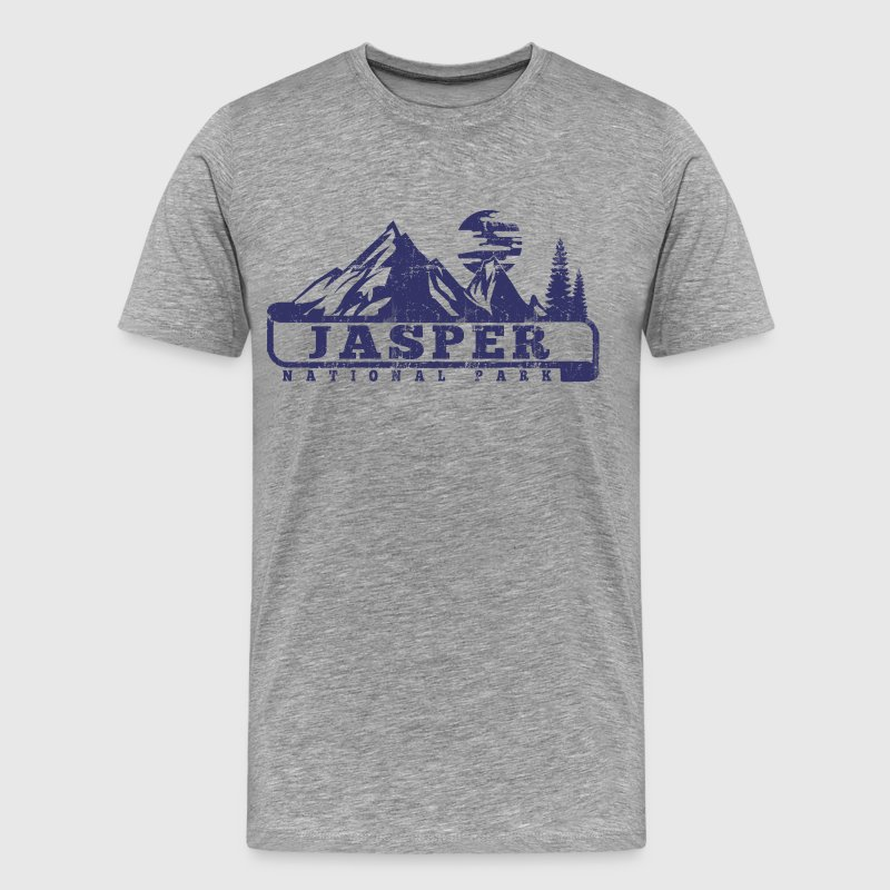 Jasper National Park T-Shirts - Men's Premium T-Shirt