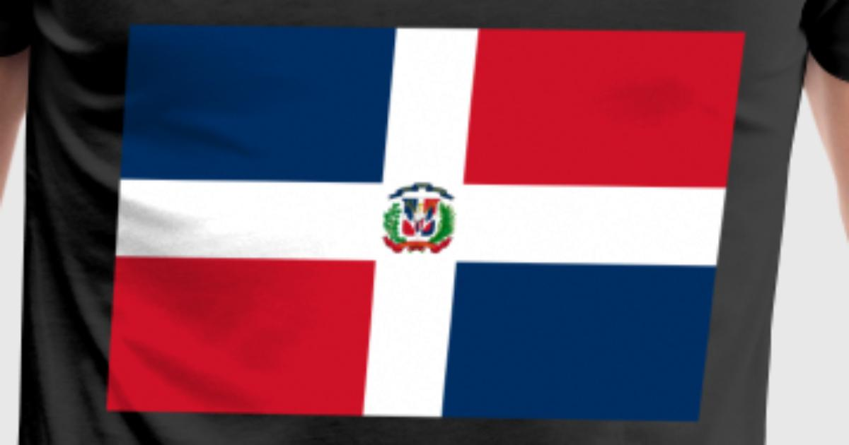 dominican republic flag coloring page - dominican republic flag t shirt spreadshirt
