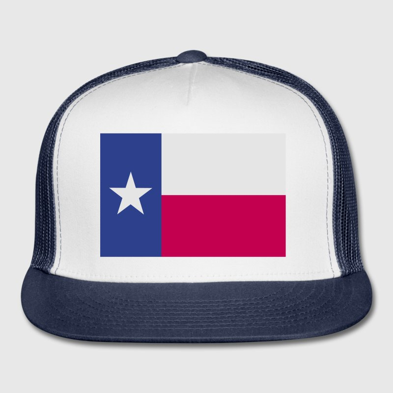 Texas Flag - Trucker Cap