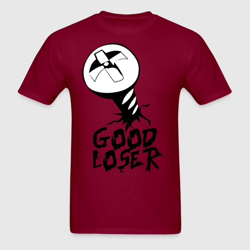 Good Loser - Men's T-Shirt