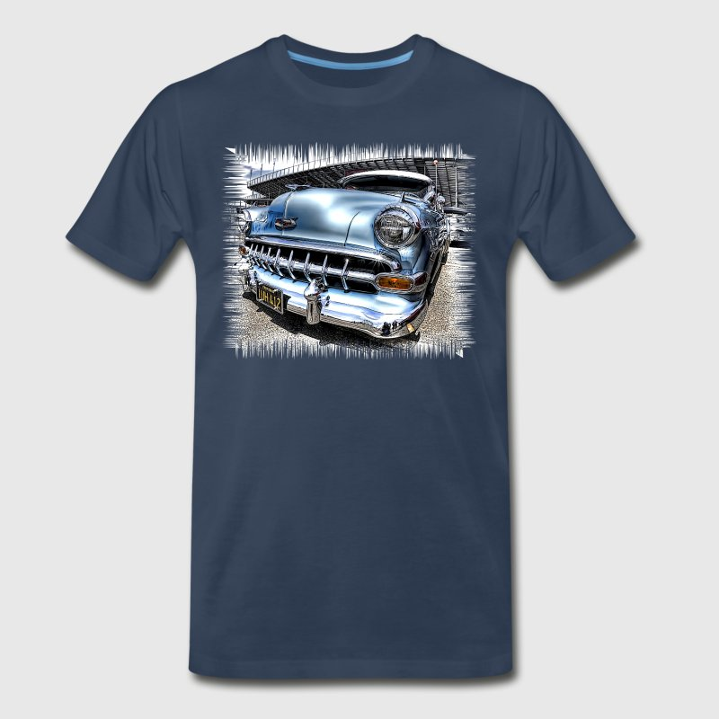 Hot Rod 07 T-Shirts - Men's Premium T-Shirt