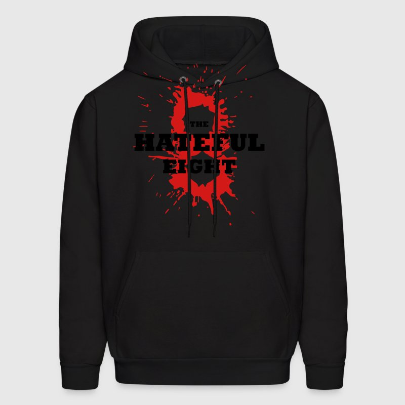 the Hateful Eight Big 8 Blood | Tarantino's Movie Hoodies - Men's Hoodie