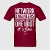 Network Engineer We Connect The World - Men's T-Shirt