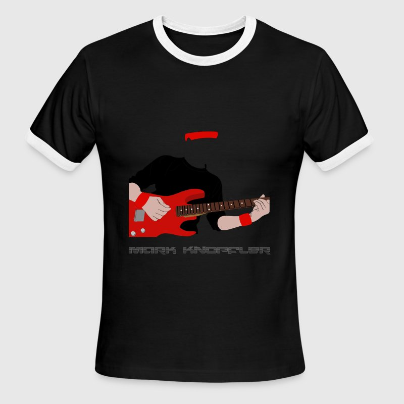 Mark Knopfler T-Shirts - Men's Ringer T-Shirt