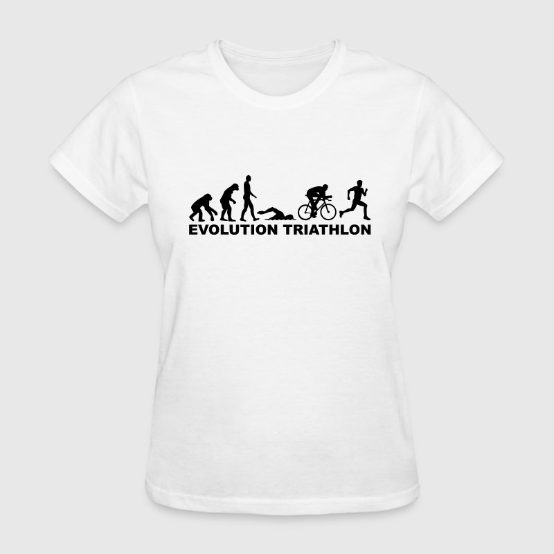 Evolution Triathlon Women's T-Shirts - Women's T-Shirt