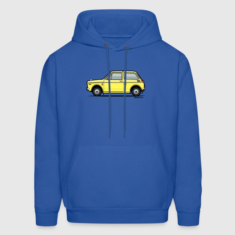 Honda N360 Yellow Kei Car Hoodies - Men's Hoodie