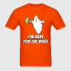 I'm Here For The Boos T-Shirts - Men's T-Shirt
