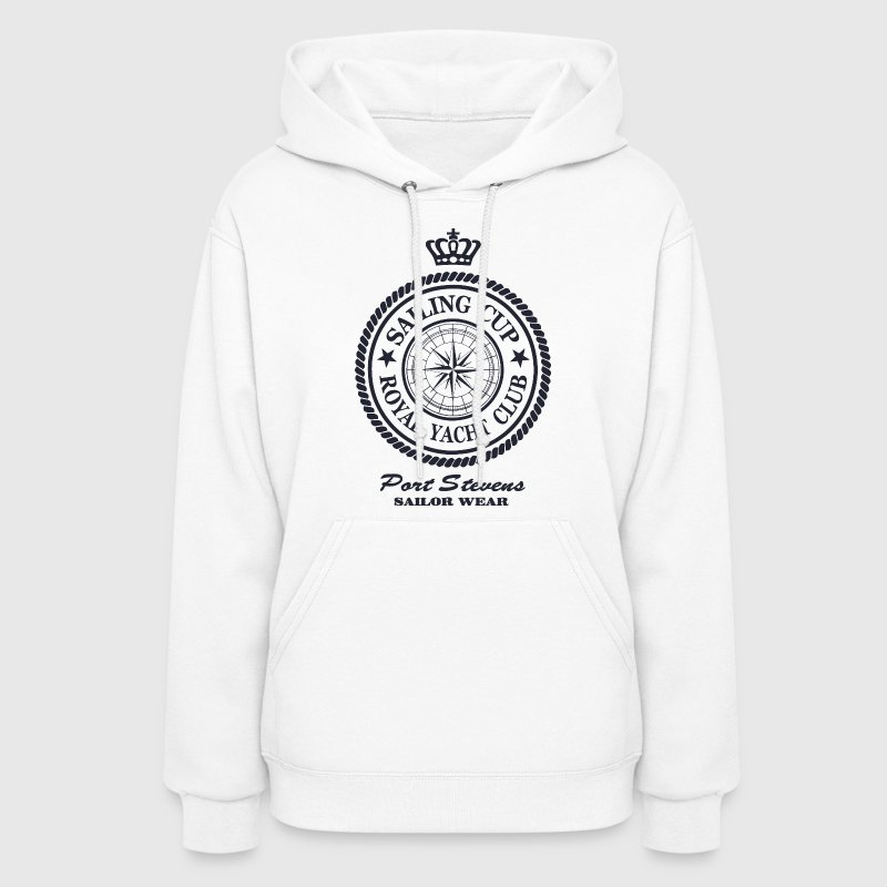 Sailing Cup - Royal Yacht Club Hoodies - Women's Hoodie