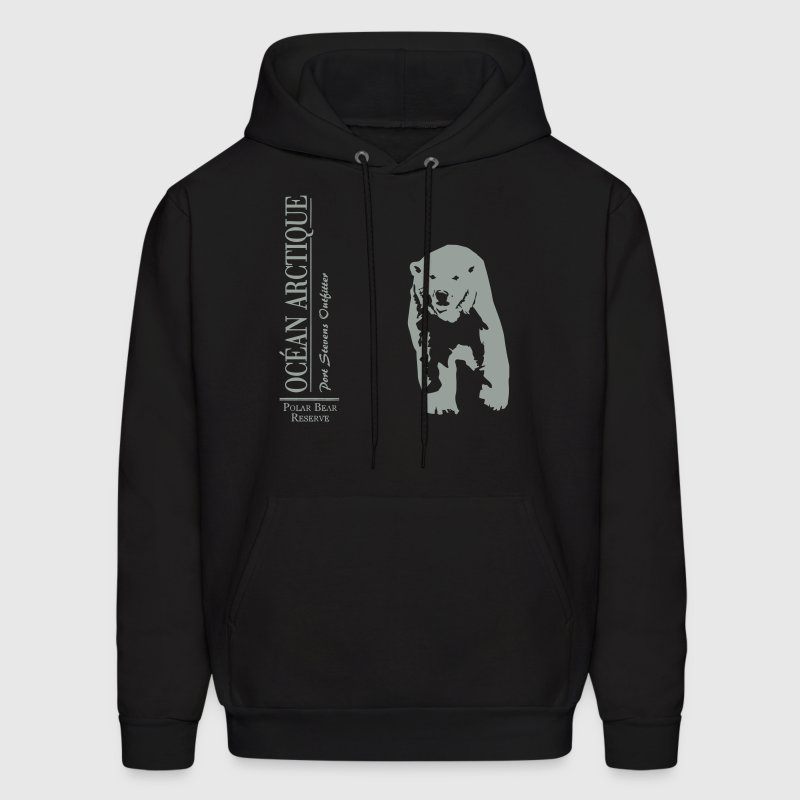 Ocean Arctique - Polar Bear Hoodies - Men's Hoodie