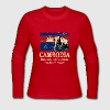 Cambodia Flag - Vintage Look Long Sleeve Shirts - Women's Long Sleeve Jersey T-Shirt