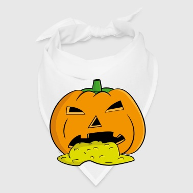 Puking Pumpkin - Bandana