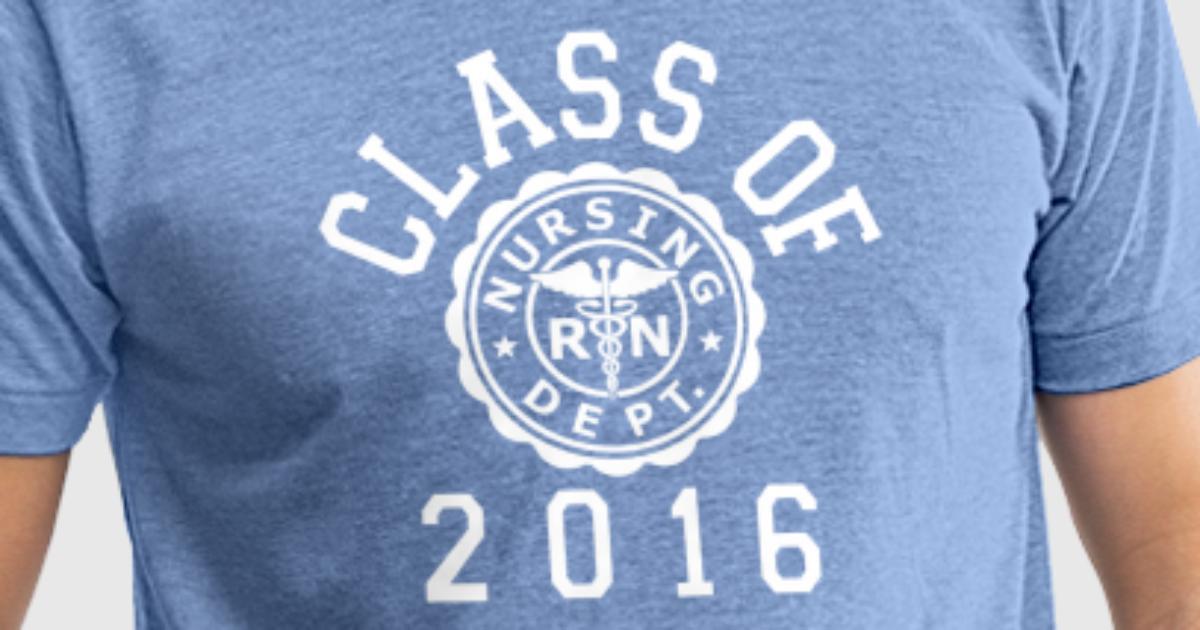 Class of 2016 rn nursing t shirt spreadshirt for Class of 2016 shirt designs