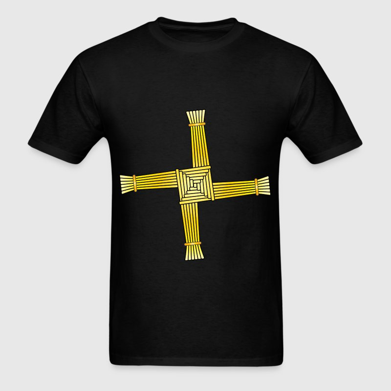 St. Brigid's Cross T-Shirts - Men's T-Shirt