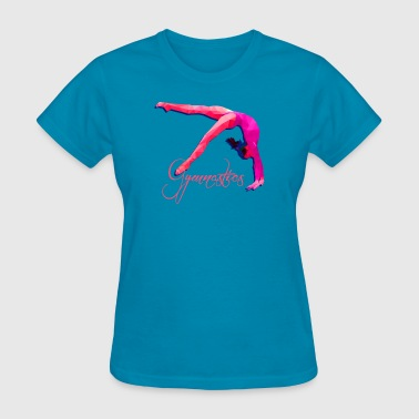 Low Poly Gymnastics Tanks - Women's T-Shirt