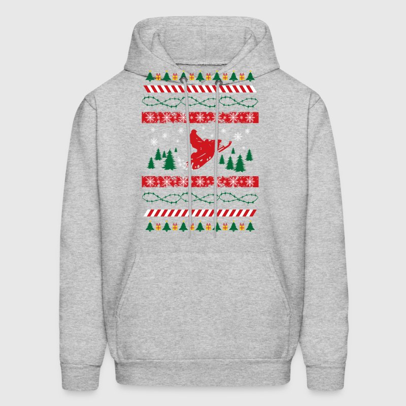 Ugly Christmas Sweater Hoodie | Spreadshirt