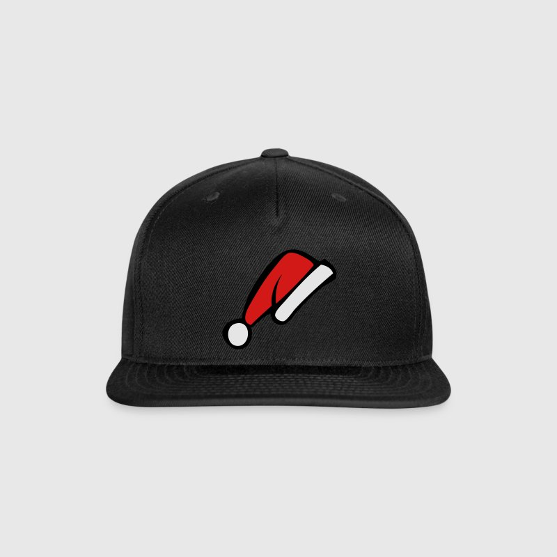 Santa hat Caps - Snap-back Baseball Cap