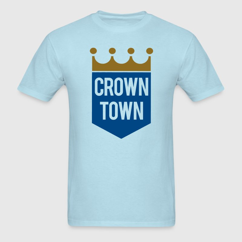Crown Town T-Shirts - Men's T-Shirt
