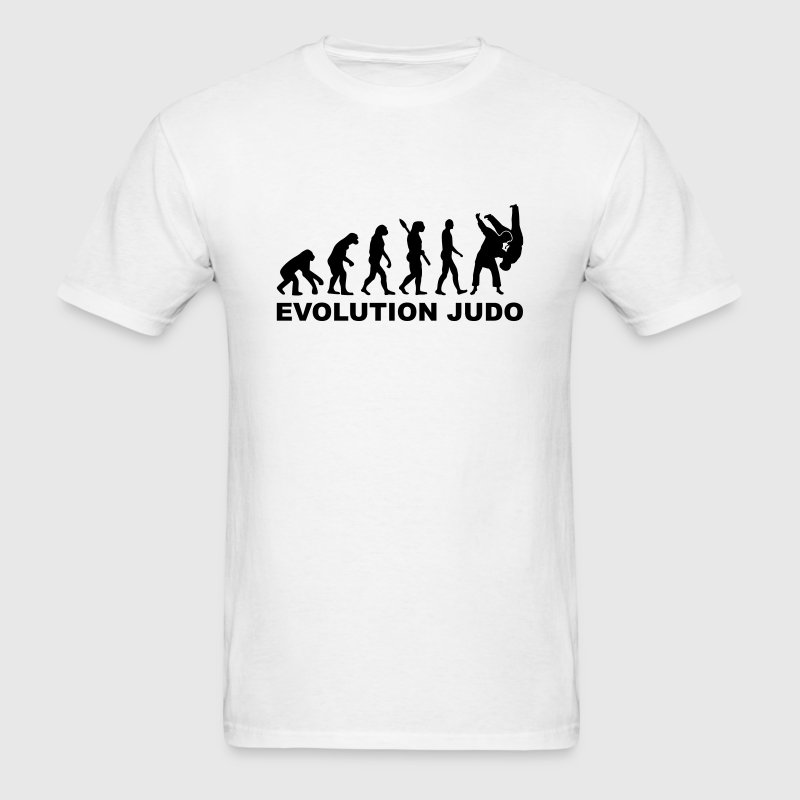 Evolution Judo T-Shirts - Men's T-Shirt