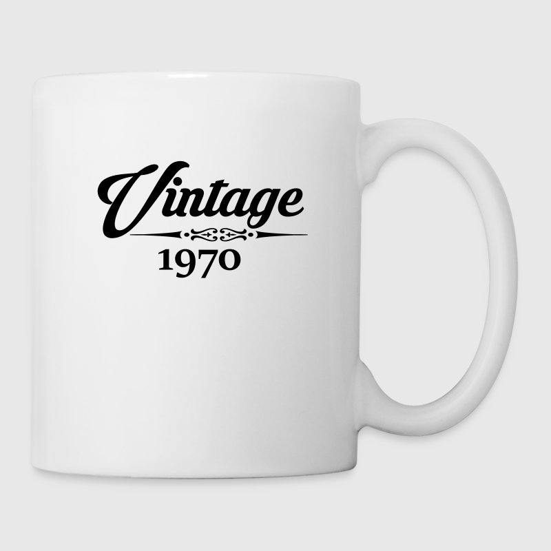 Vintage 1970 Mugs & Drinkware - Coffee/Tea Mug