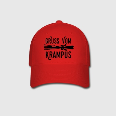 Gruss vom Krampus Bags & backpacks - Baseball Cap