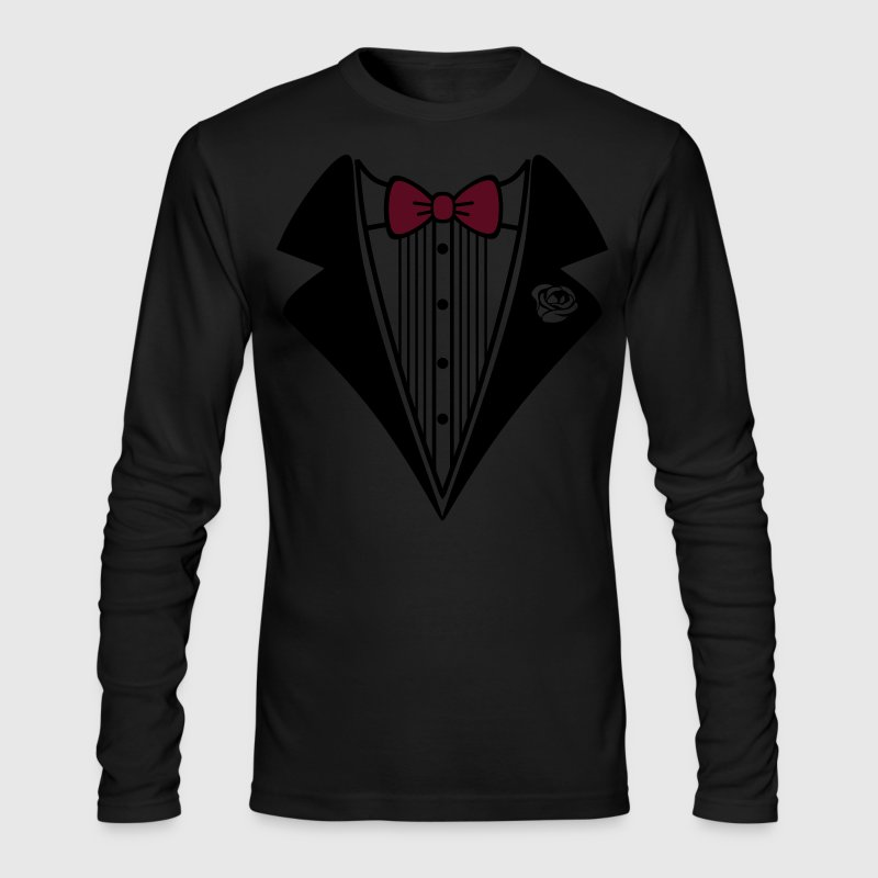 Vector Design Long Sleeve Shirts - Men's Long Sleeve T-Shirt by Next Level