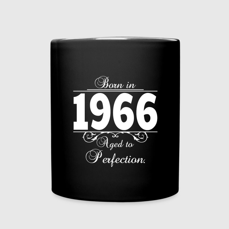 Born in 1966 Birthday Mugs & Drinkware - Full Color Mug