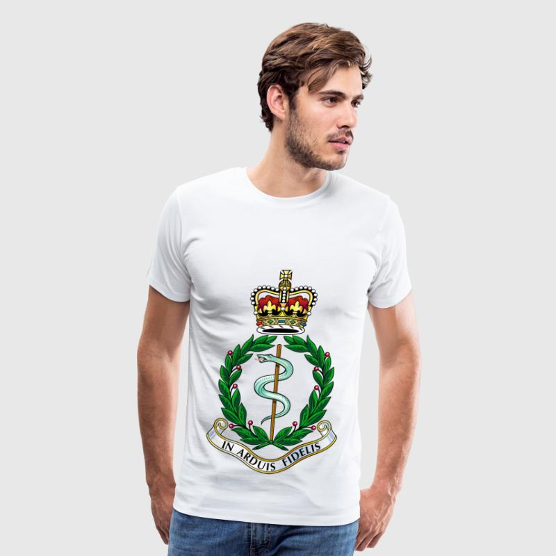 ROYAL ARMY MEDICAL CORPS - Men's Premium T-Shirt