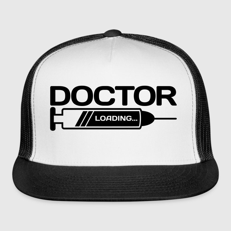 doctor loading... Caps - Trucker Cap