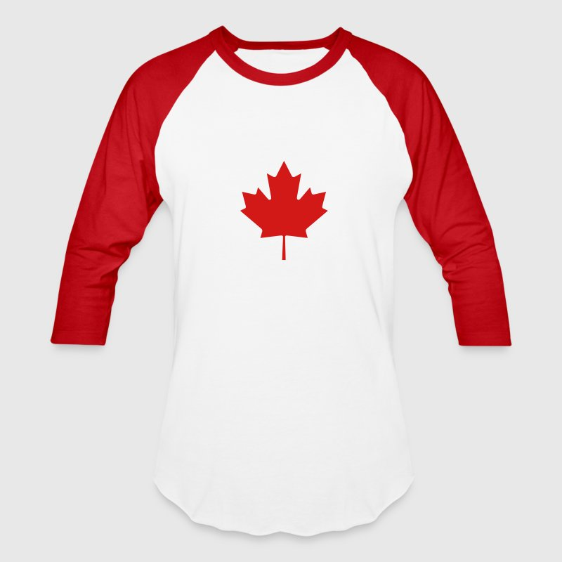 Canadian Maple Leaf T-Shirts - Baseball T-Shirt