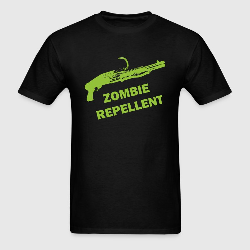Zombie Repellent - Men's T-Shirt