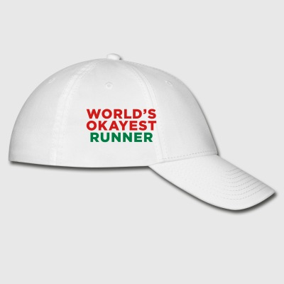 World's Okayest Runner - Baseball Cap