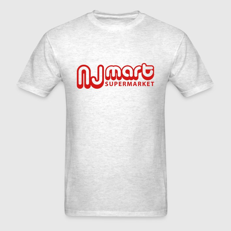 nj mart supermarket - Men's T-Shirt
