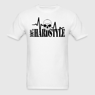100% Hardstyle Long Sleeve Shirts - Men's T-Shirt