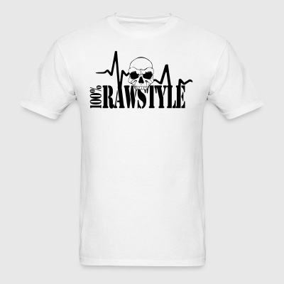 100% Rawstyle Long Sleeve Shirts - Men's T-Shirt