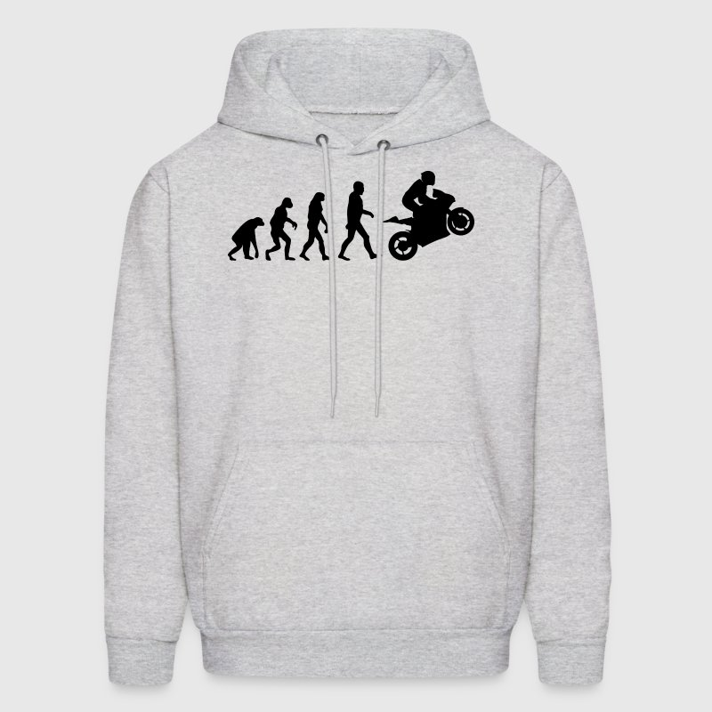 Evolution of Biker Hoodies - Men's Hoodie