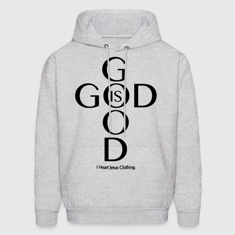 God Is Good Hoodies - Men's Hoodie
