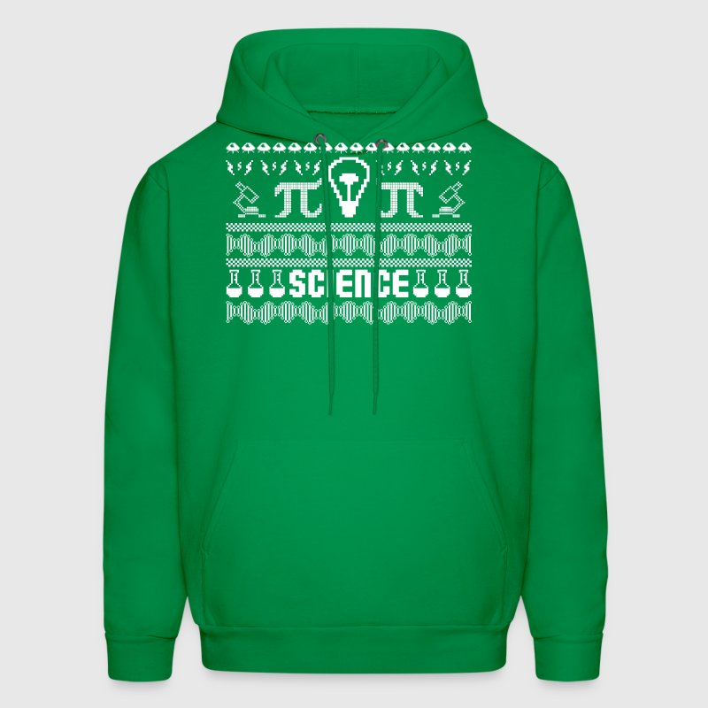 Science Ugly Christmas Sweater Hoodie | Spreadshirt